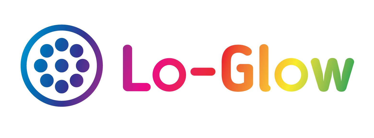 lo-glow logo